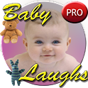 Baby Laughs Pro logo