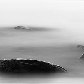 Smoke on a water by Markus Busch - Landscapes Beaches