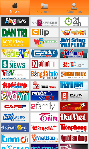 Vietnam Newspapers.