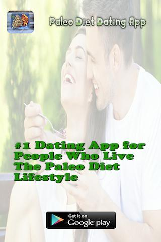 Paleo Diet Dating App