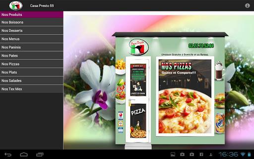 Pizza Casa Presto 59