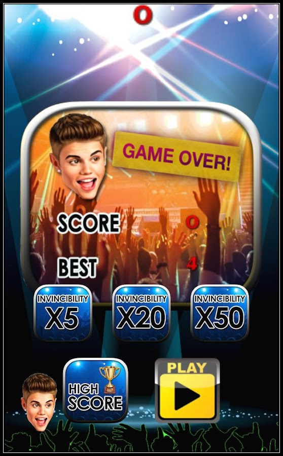 Flying Bieber - Just Believe- screenshot