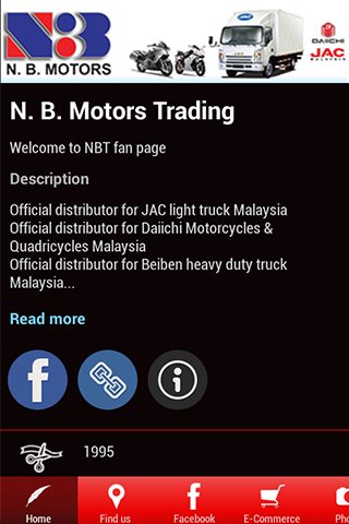 N. B. Motors Trading