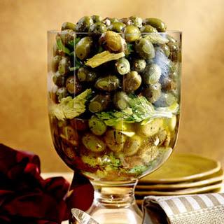 Olives Scaciati