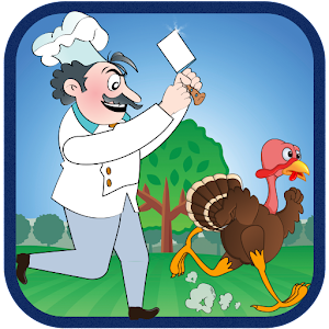 Turkey Chase Icon