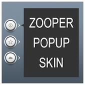 Zooper Popup Widget