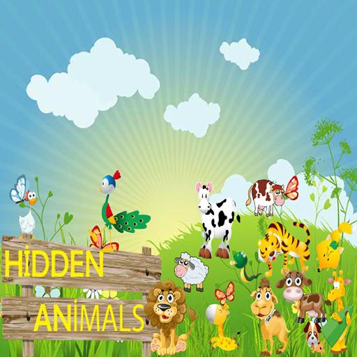 揭秘动物为孩子 LOGO-APP點子