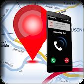 Anruferstandort tracker