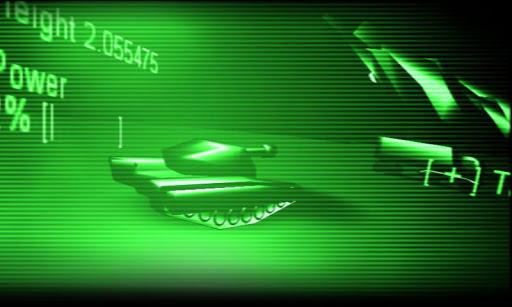 夜間坦克3D