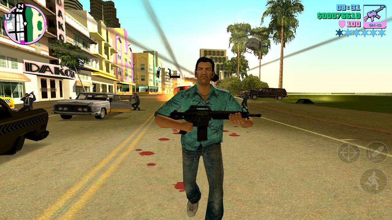 Grand Theft Auto: ViceCity - screenshot