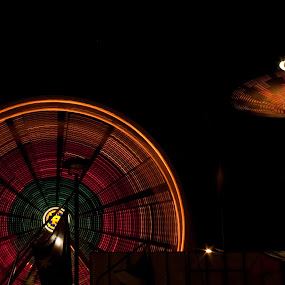by Jill French - City,  Street & Park  Amusement Parks (  )