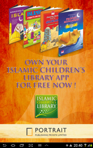 Islamic Children Library