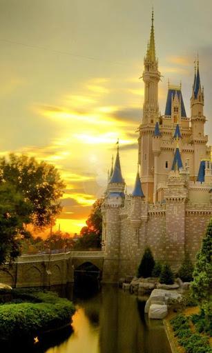 金色城堡动态壁纸