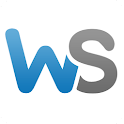 WordSteps Mobile Client logo