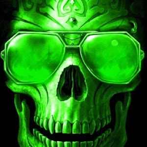 Download Green Fire Skull Live Wallpaper Apk Latest Version