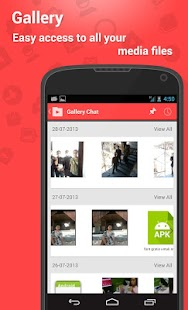 Catfiz Messenger - screenshot thumbnail