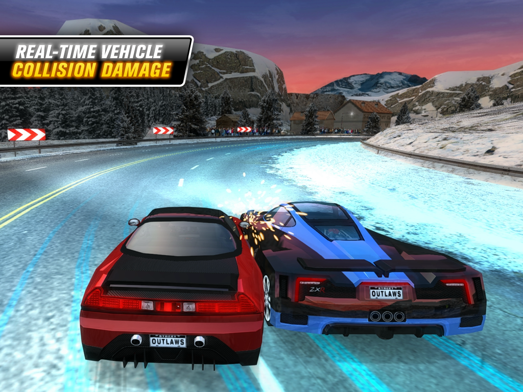 Drift Mania: Street Outlaws LE- screenshot