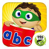 Super Why ABC from PBS KIDS