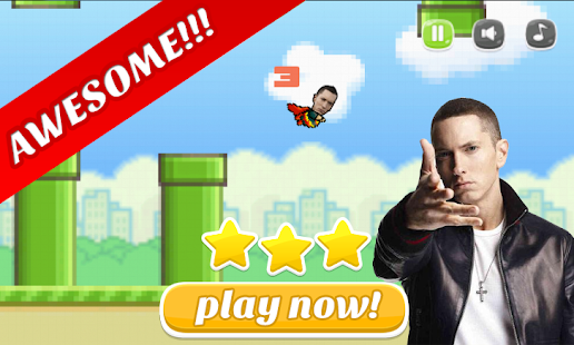 Eminem Rap Game APK for Blackberry | Download Android APK GAMES