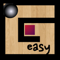 Easy maze game icon