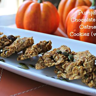 Oatmeal Pumpkin Seed Cookies Recipes.