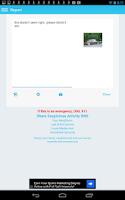 Screenshot of AlertID Mobile