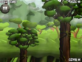 Screenshot of Rope Escape