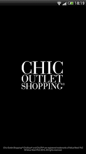 Chic Outlet Shopping: miniatura de captura de pantalla