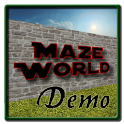MazeWorld Demo logo