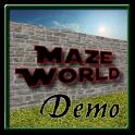 MazeWorld Demo logo