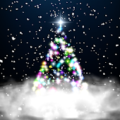 Abstract Christmas tree FREE
