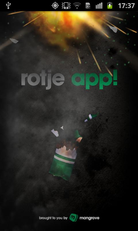 Rotje- screenshot