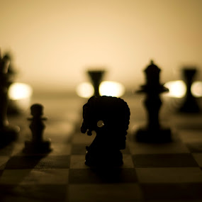 Chess by Ahmet AYDIN - Artistic Objects Other Objects
