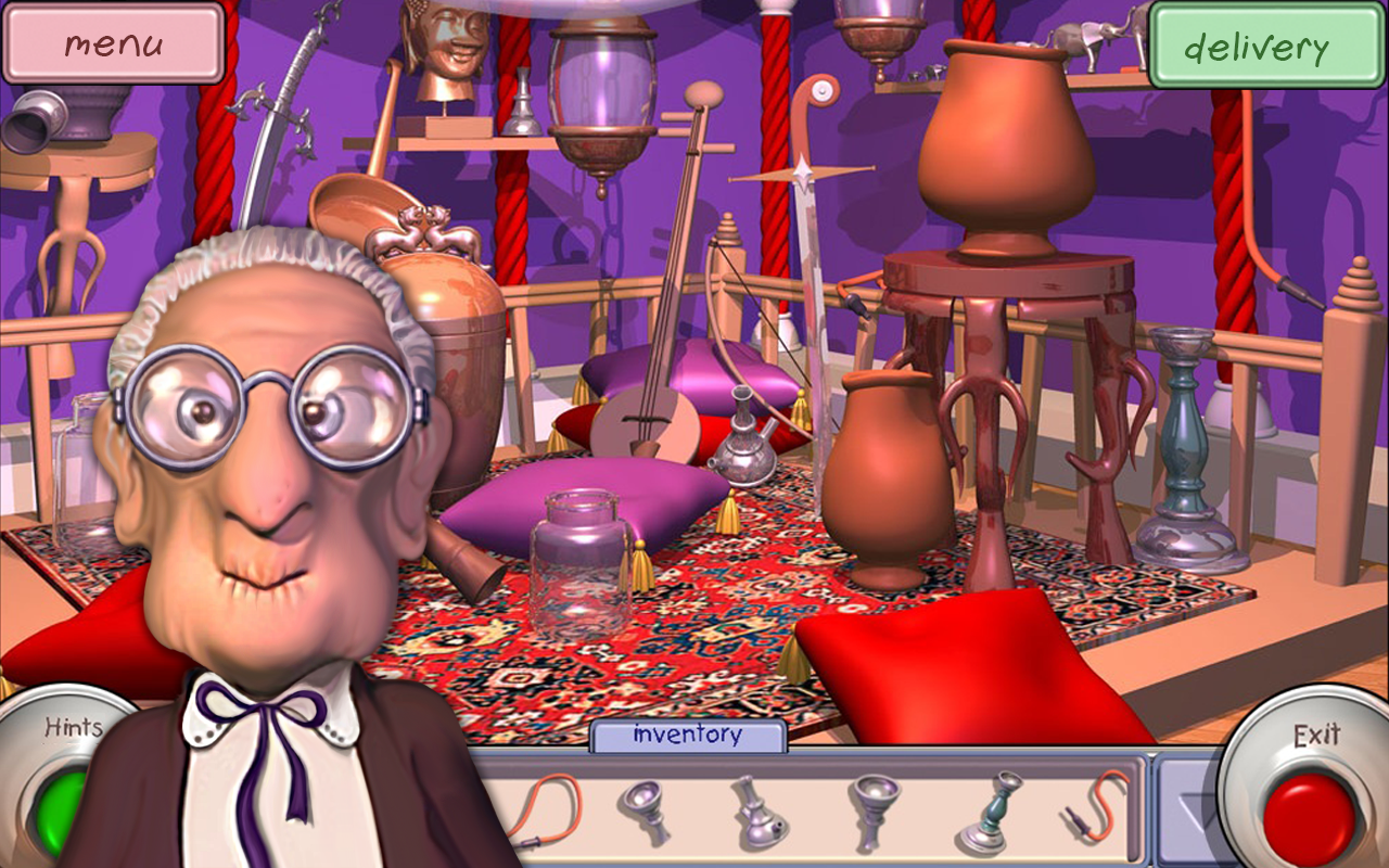 City of Fools: Hidden Object- screenshot
