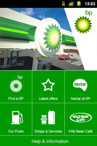 BP UK - screenshot
