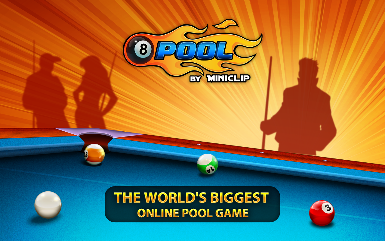 8 Ball Pool android game apk free download