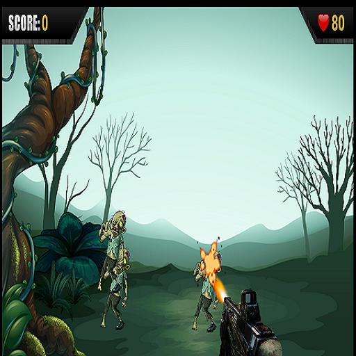 Zombie Shooter Match LOGO-APP點子
