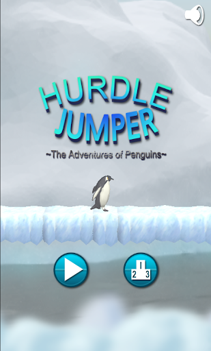 Hurdle Jumper ~Penguins~
