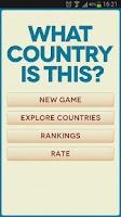 Screenshot of Countries Encyclopedia & Quiz