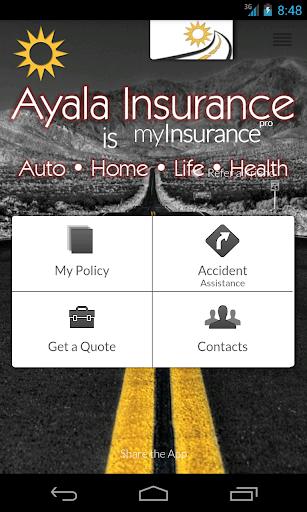 myInsurance - Ayala