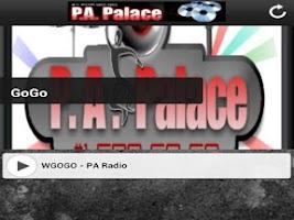 Screenshot of P.A. Palace