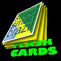 Flashcards – Portuguese, Set 2 logo