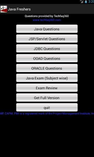 Java Freshers Success Free