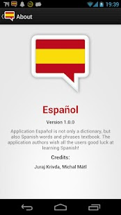 1000 Spanish words with audio - screenshot thumbnail