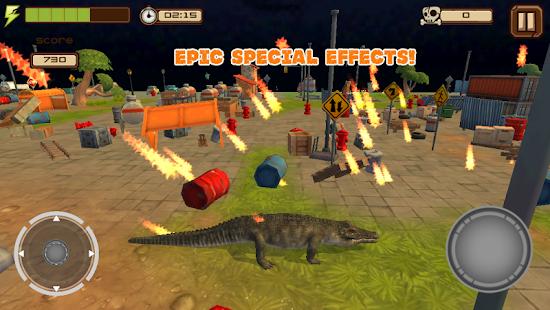 Crocodile-Simulator-Unlimited 1
