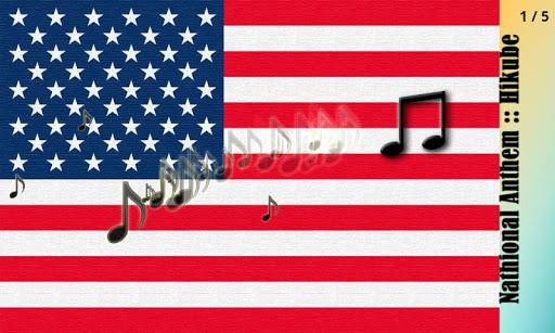 National Anthem :: HIKUBE_USA