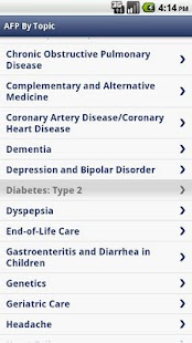AFP By Topic- screenshot thumbnail
