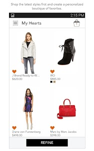 SHOPBOP - Women's Fashion screenshot 2