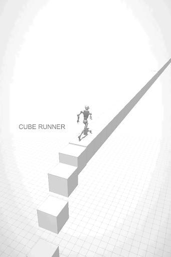 CUBE RUNNER キューブランナー