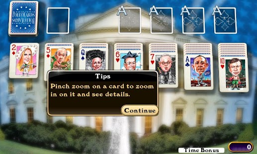 PolitiCards Solitaire- screenshot thumbnail